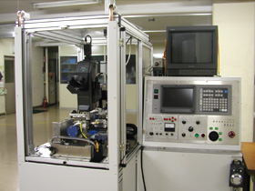 Micro EDM (micro electrical discharge machine)